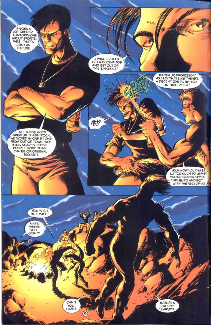 Read online Ultraverse Premiere comic -  Issue #1 - 8