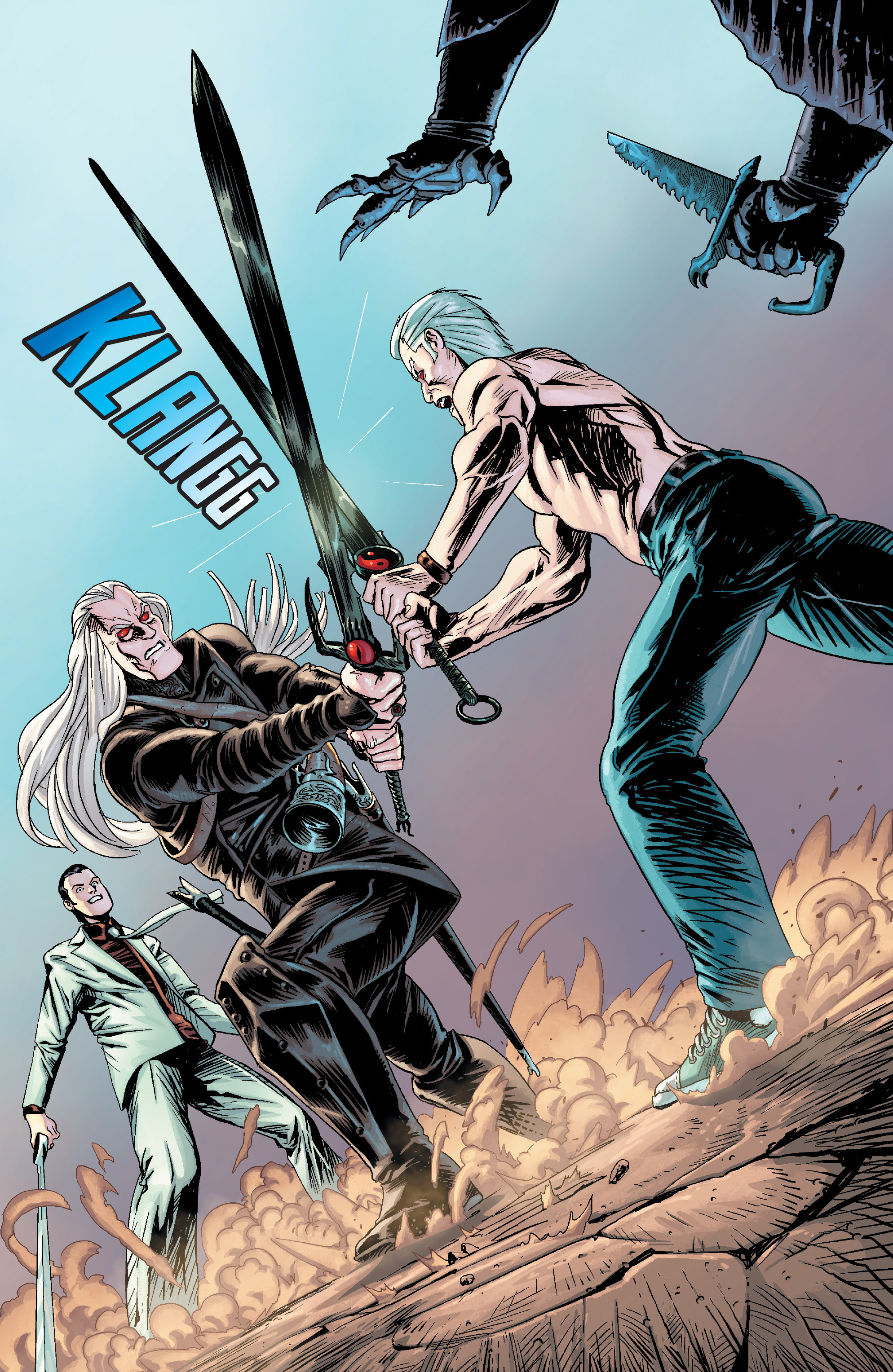 Read online Elric: The Balance Lost comic -  Issue # TPB 2 - 65