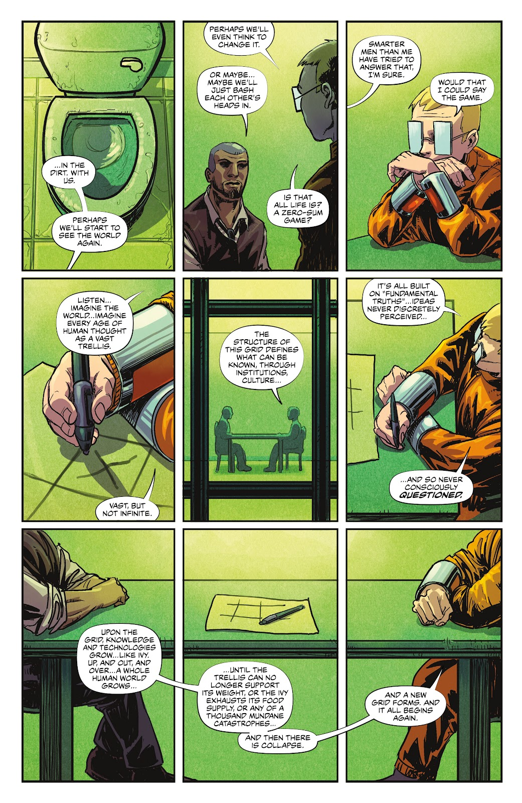 Read online Maxwell's Demons comic -  Issue #4 - 36