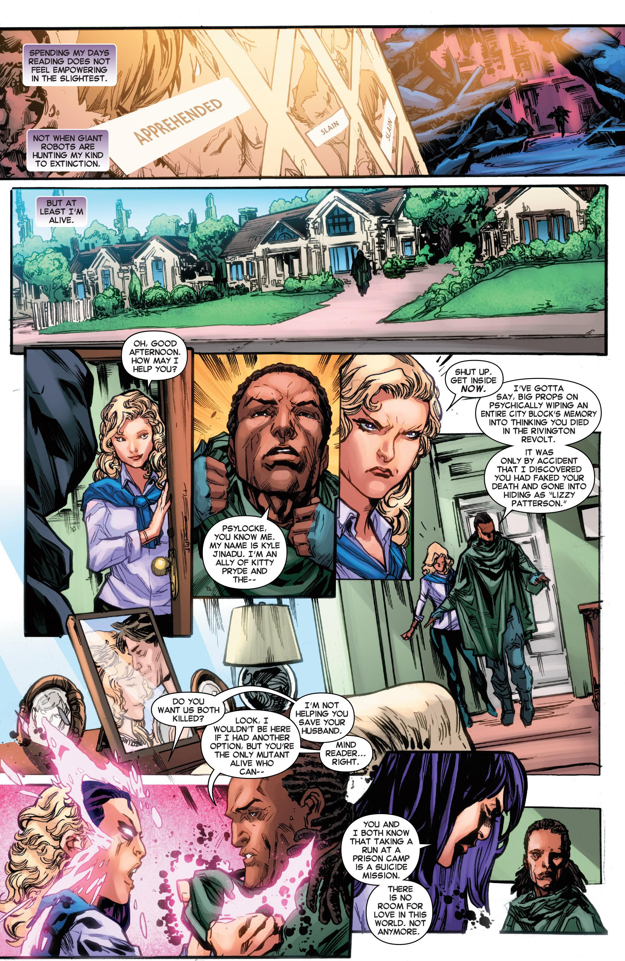 Read online Secret Wars Journal comic -  Issue #4 - 13