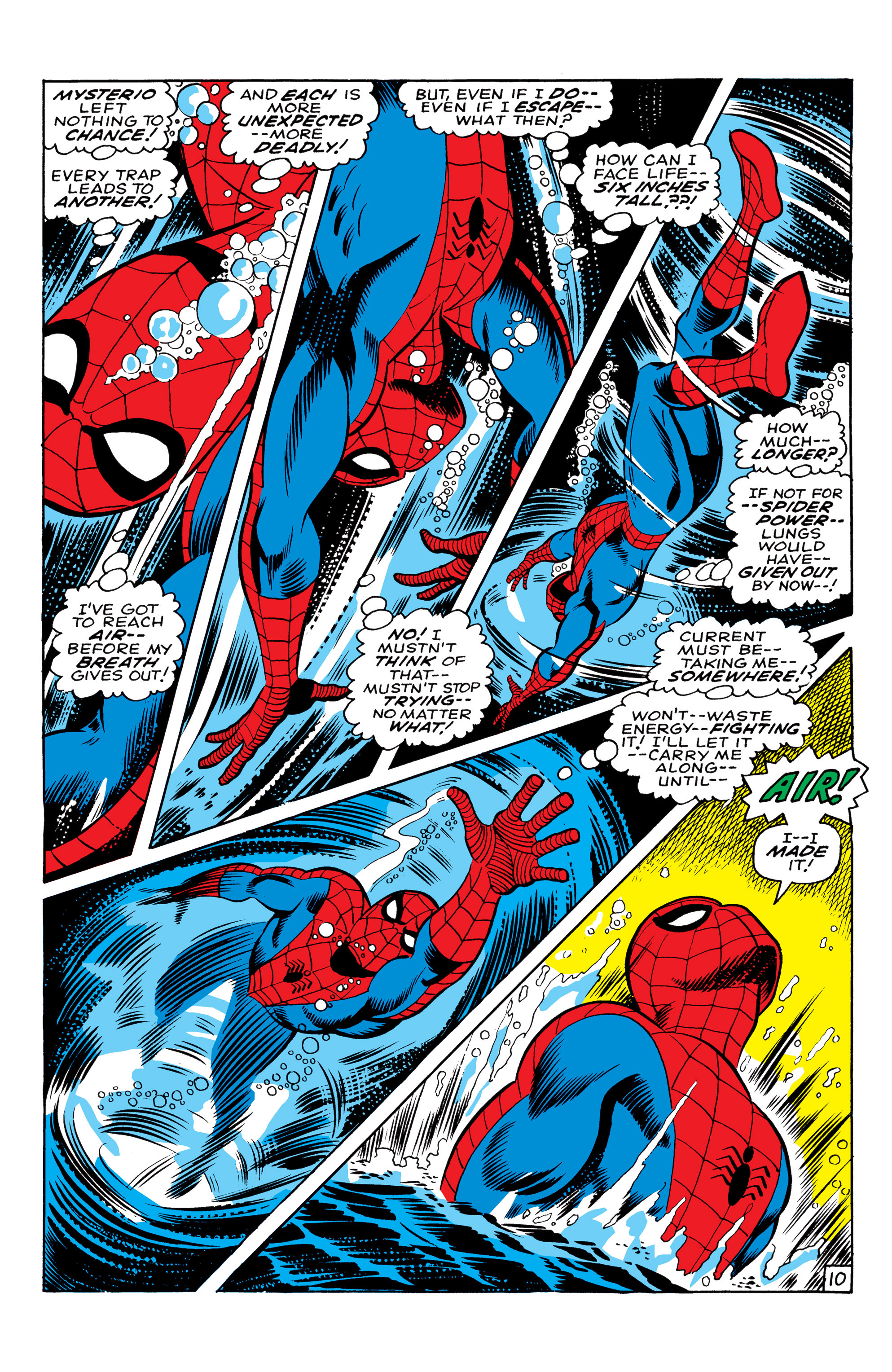 The Amazing Spider-Man (1963) 67 Page 10