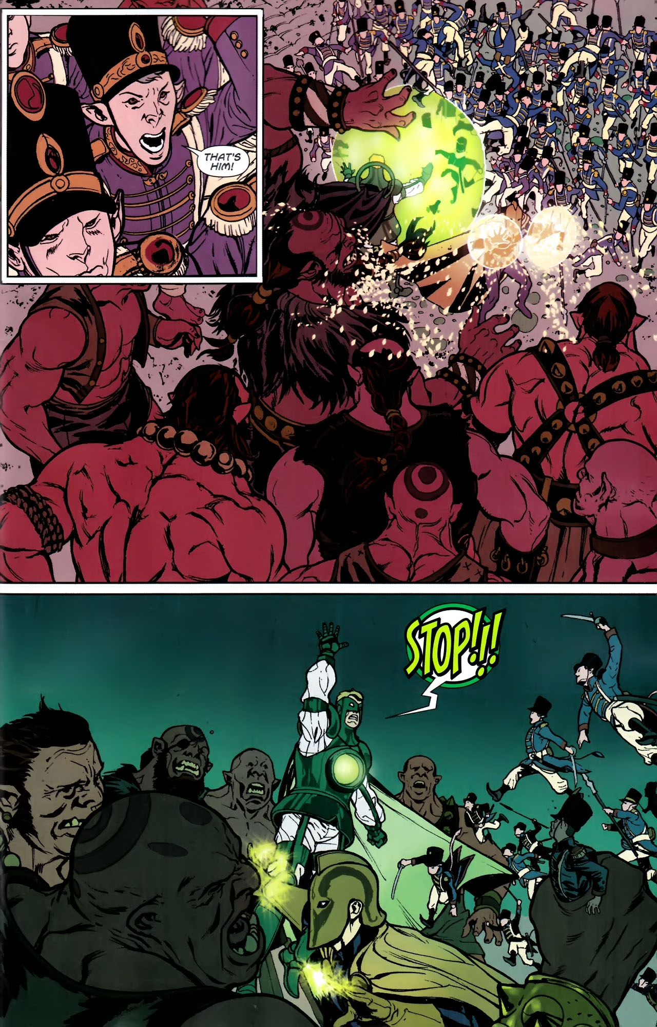 Read online JSA 80-Page Giant 2011 comic -  Issue # Full - 26
