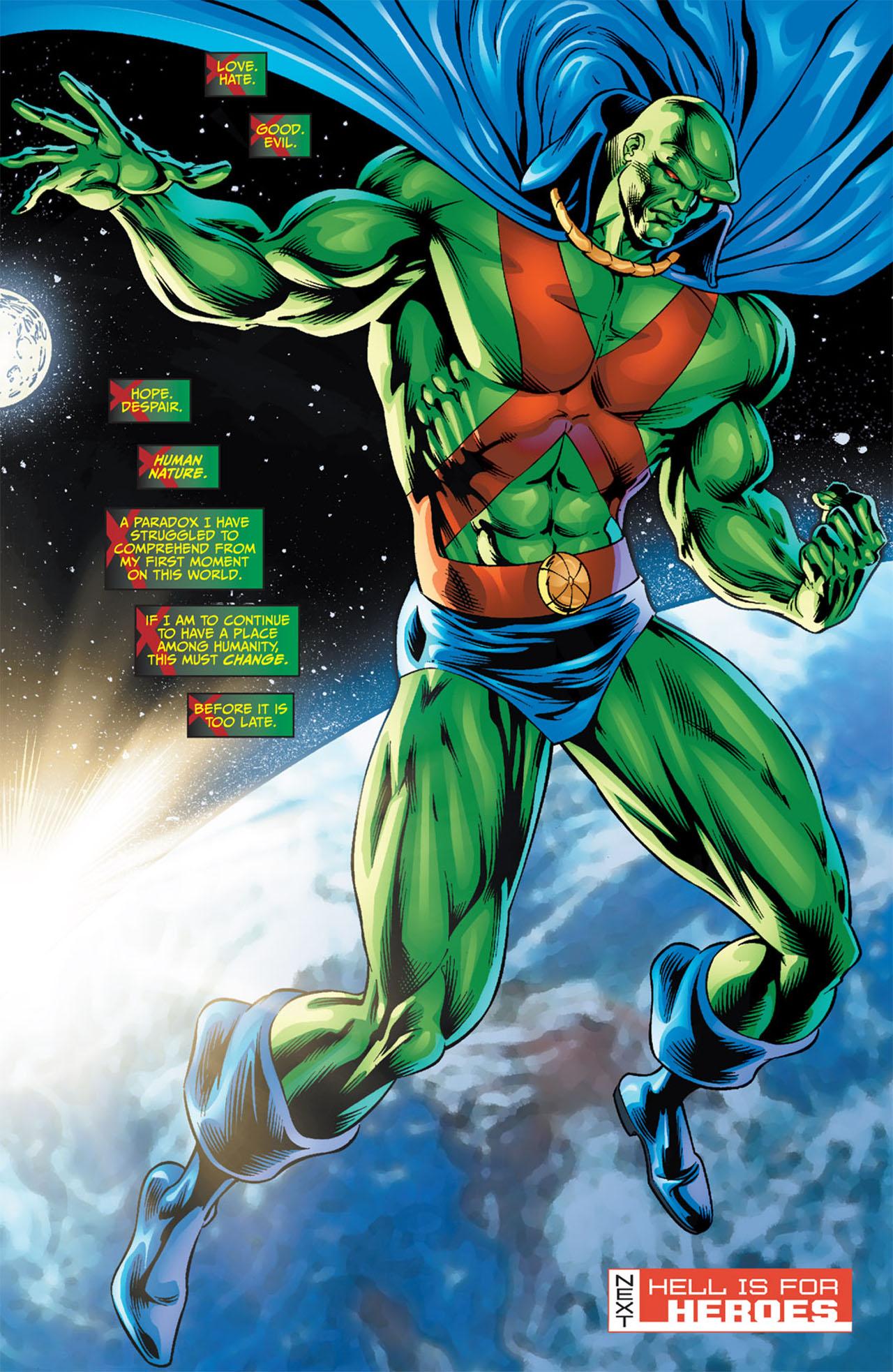 Read online World War III comic -  Issue #2 - 23
