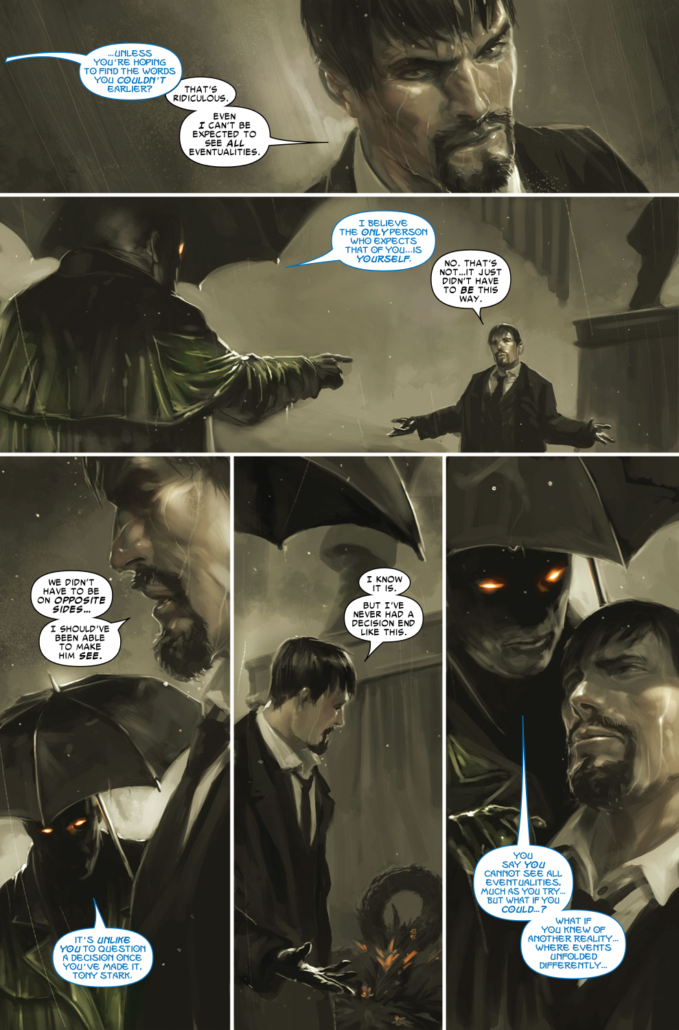 What If? Civil War issue Full - Page 4