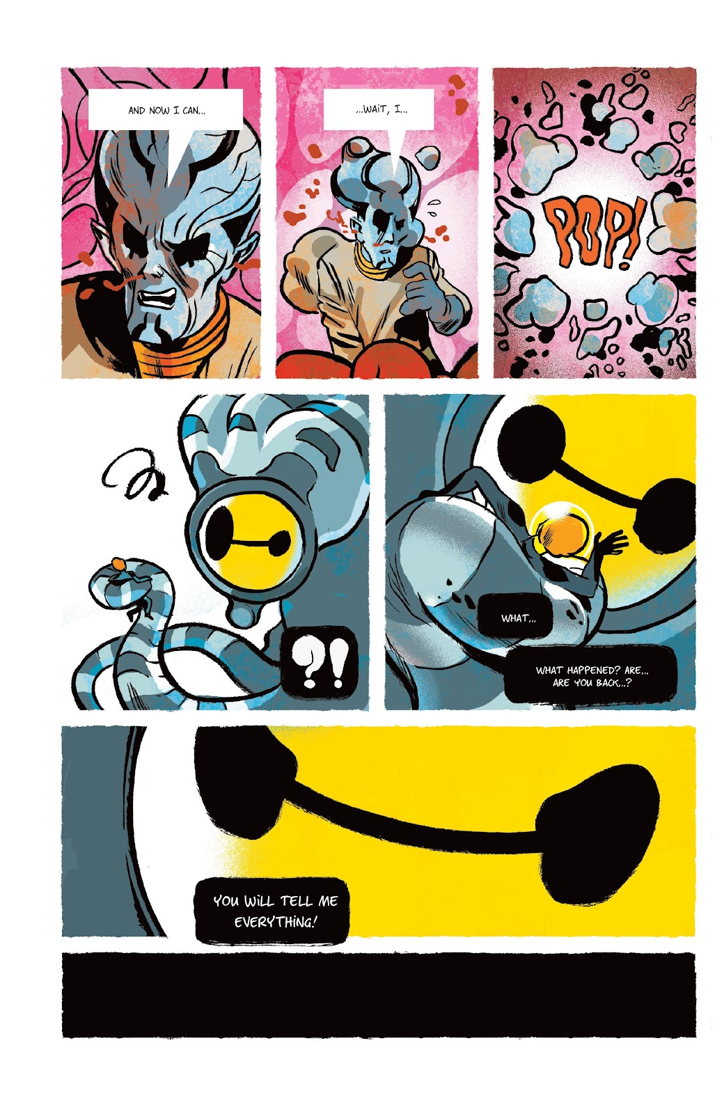 Read online Infinity 8 comic -  Issue #9 - 31