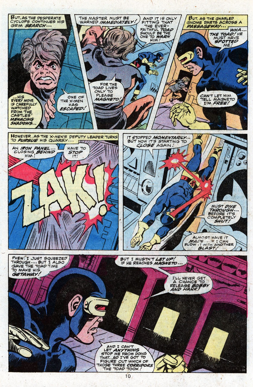 Marvel Triple Action (1972) issue 45 - Page 12