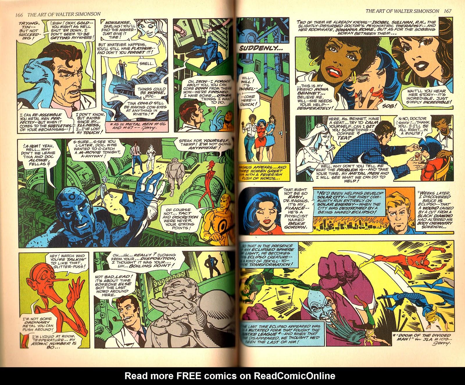 Read online The Art of Walter Simonson comic -  Issue # TPB - 85