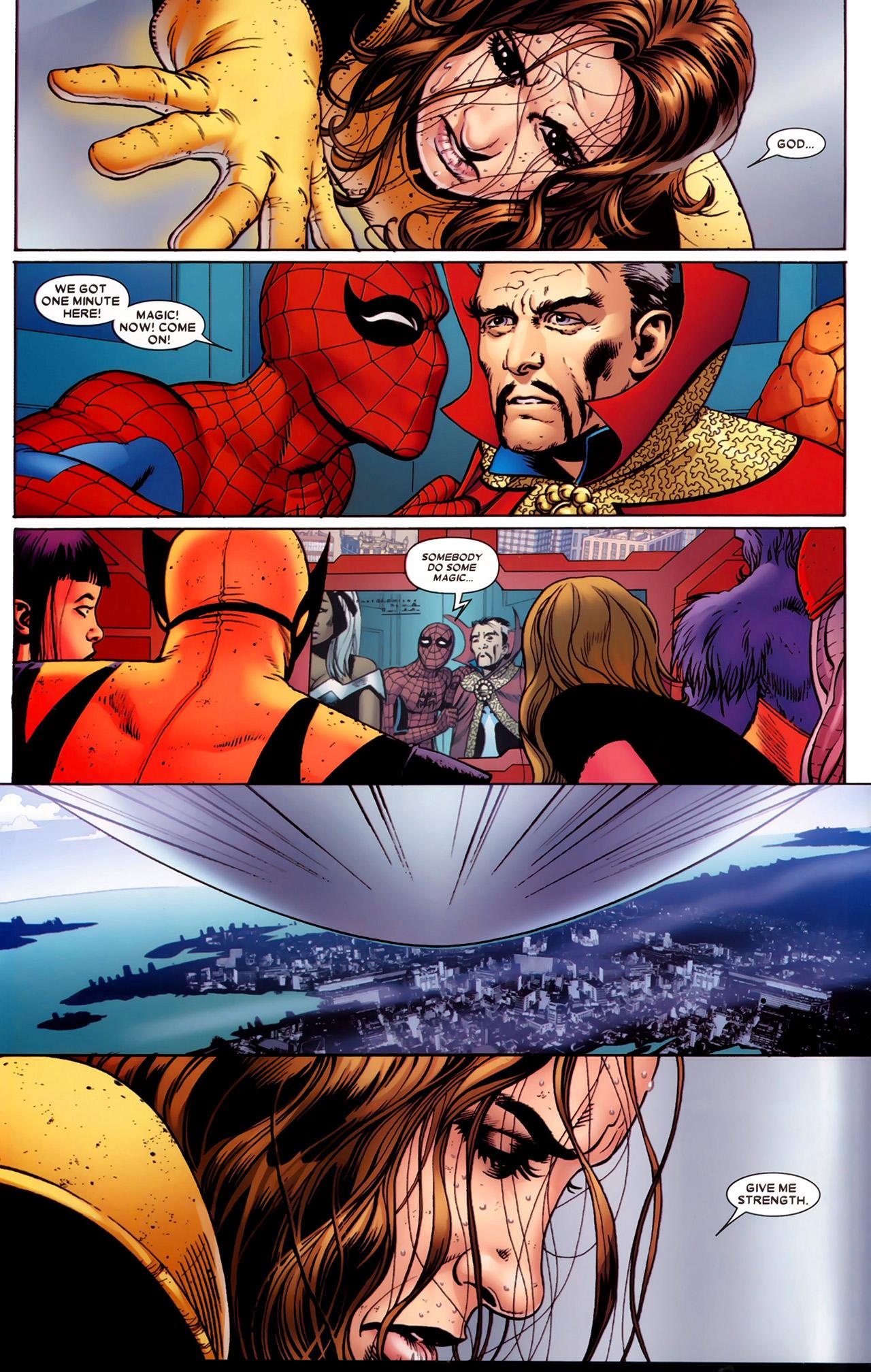 Read online Giant-Size Astonishing X-Men comic -  Issue # Full - 33