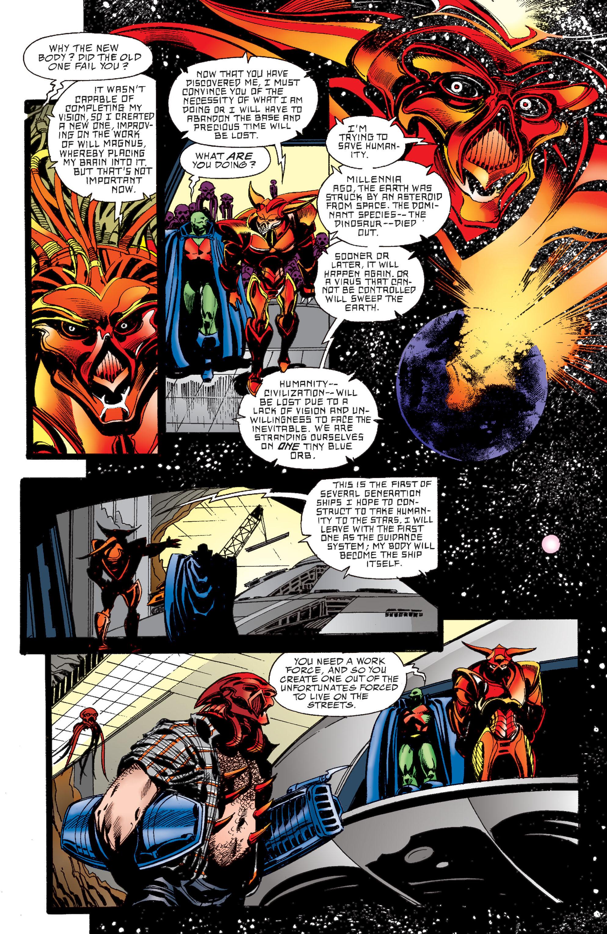Read online Martian Manhunter: Son of Mars comic -  Issue # TPB - 48