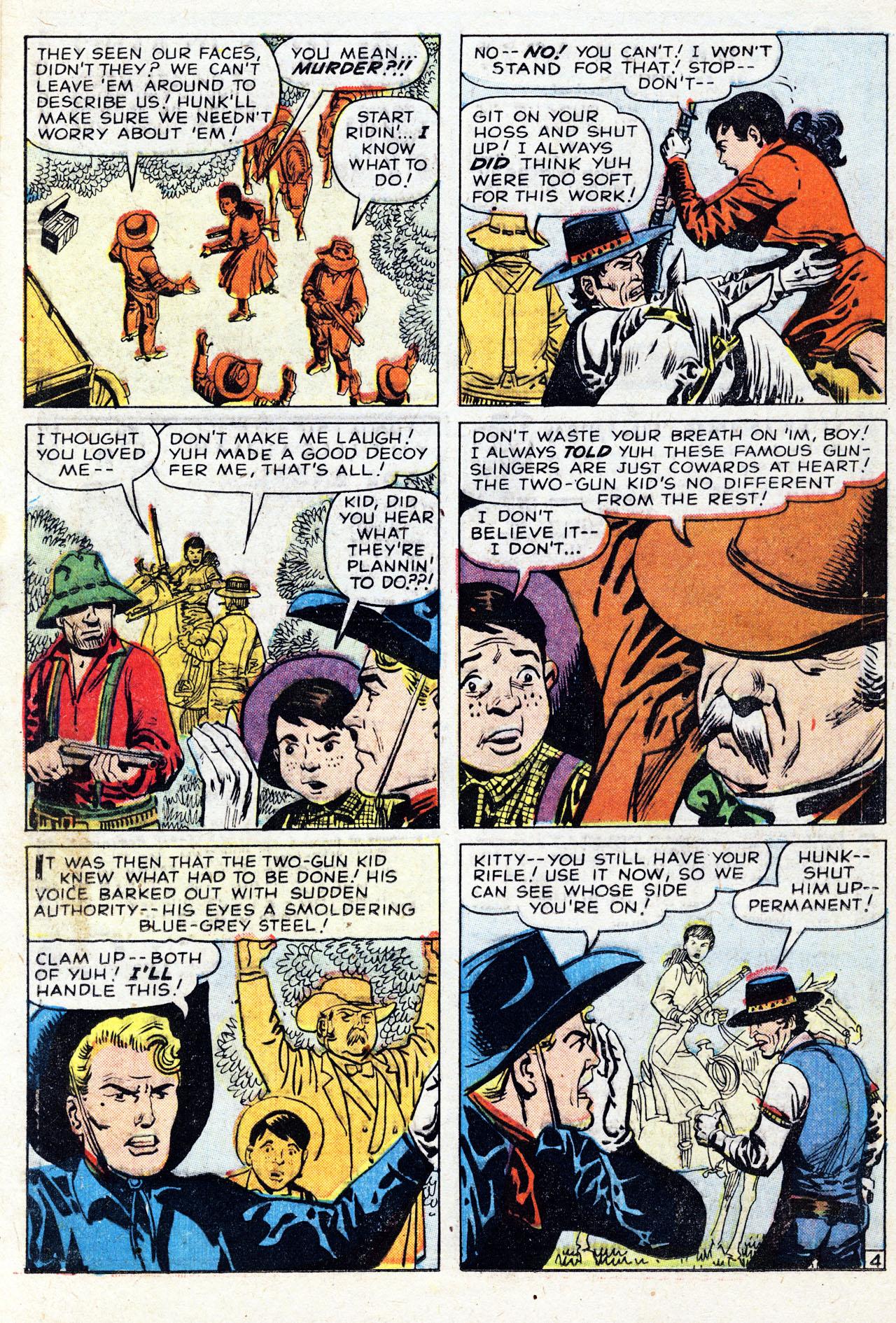 Read online Two-Gun Kid comic -  Issue #41 - 16