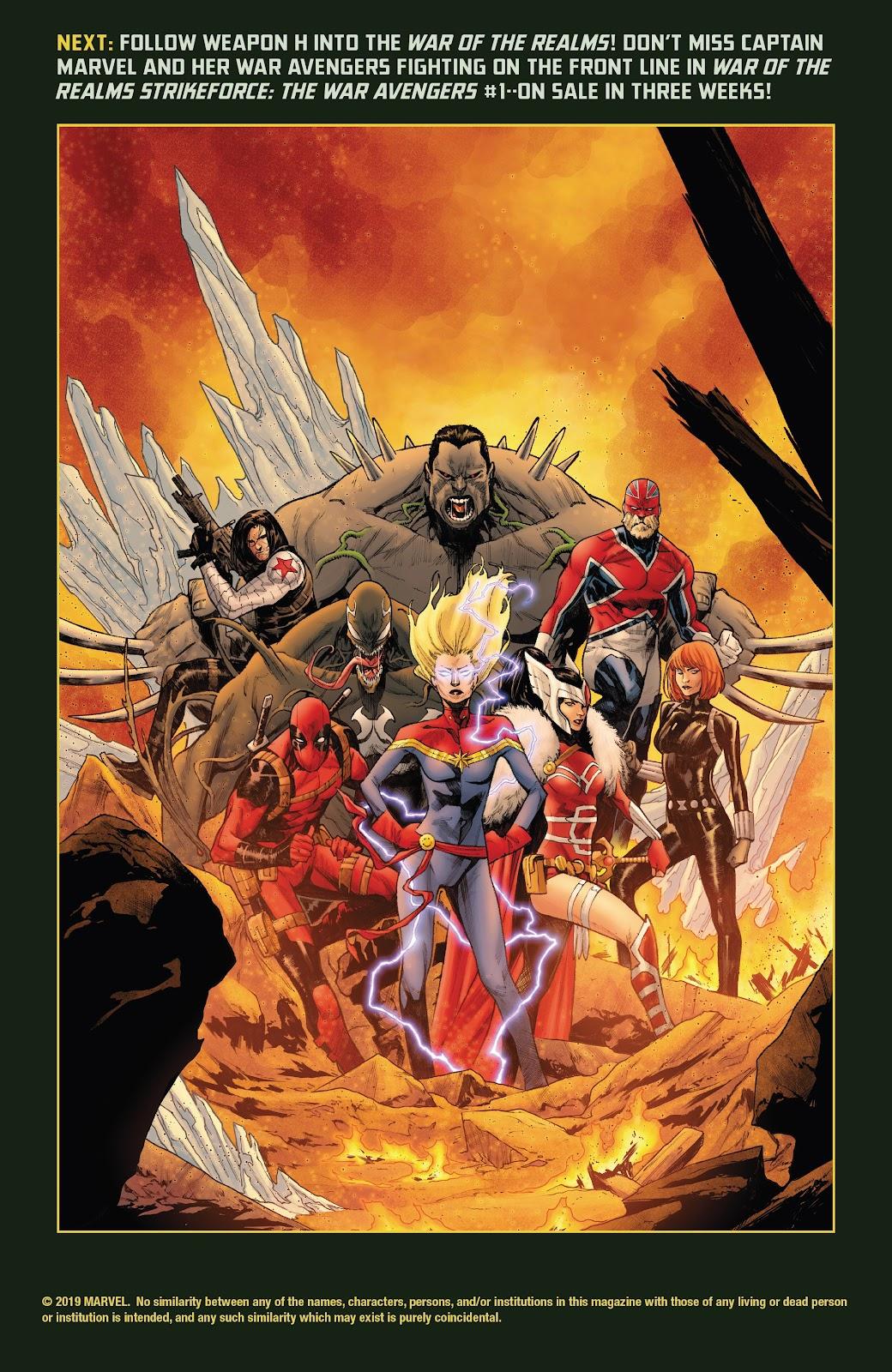 Read online Hulkverines comic -  Issue #3 - 33