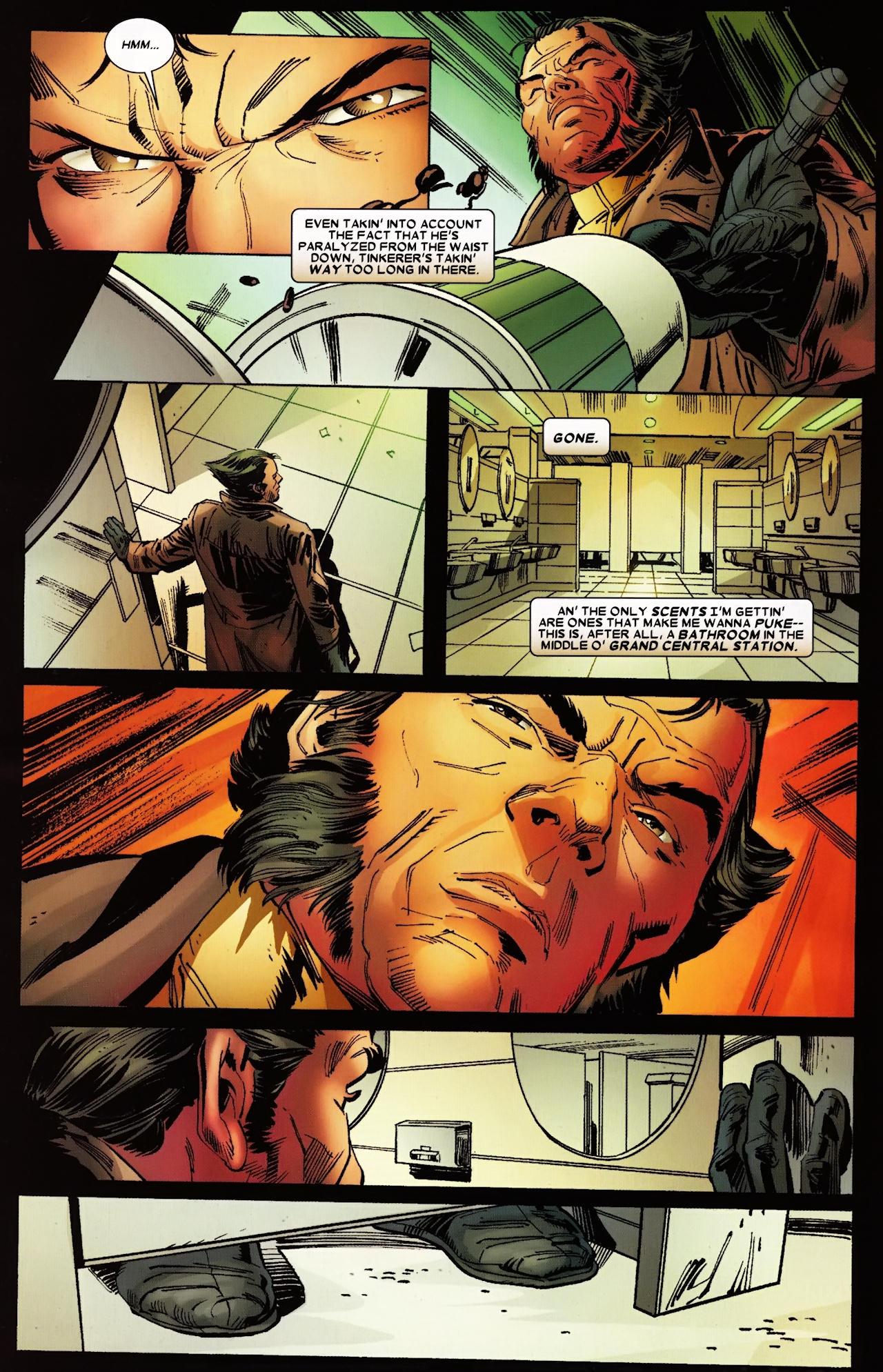 Read online Wolverine: Origins comic -  Issue #35 - 18