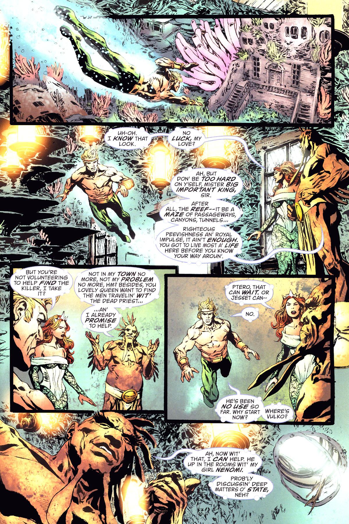 Read online Aquaman: Sword of Atlantis comic -  Issue #47 - 4