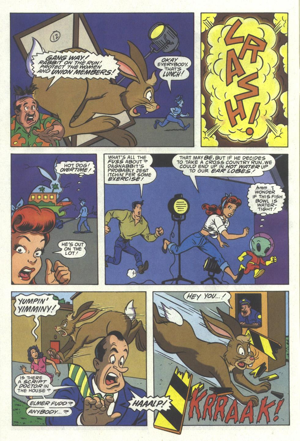 Read online Simpsons Comics comic -  Issue #22 - 28