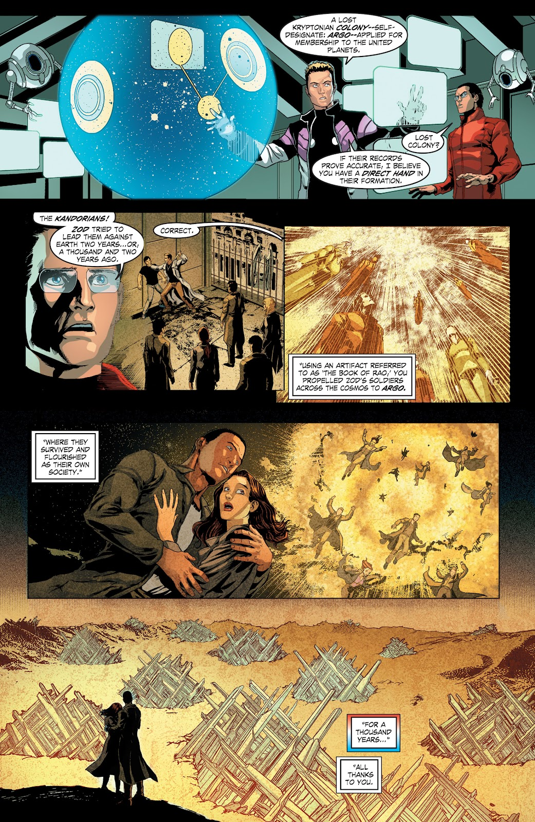 Read online Smallville Season 11 [II] comic -  Issue # TPB 4 - 30