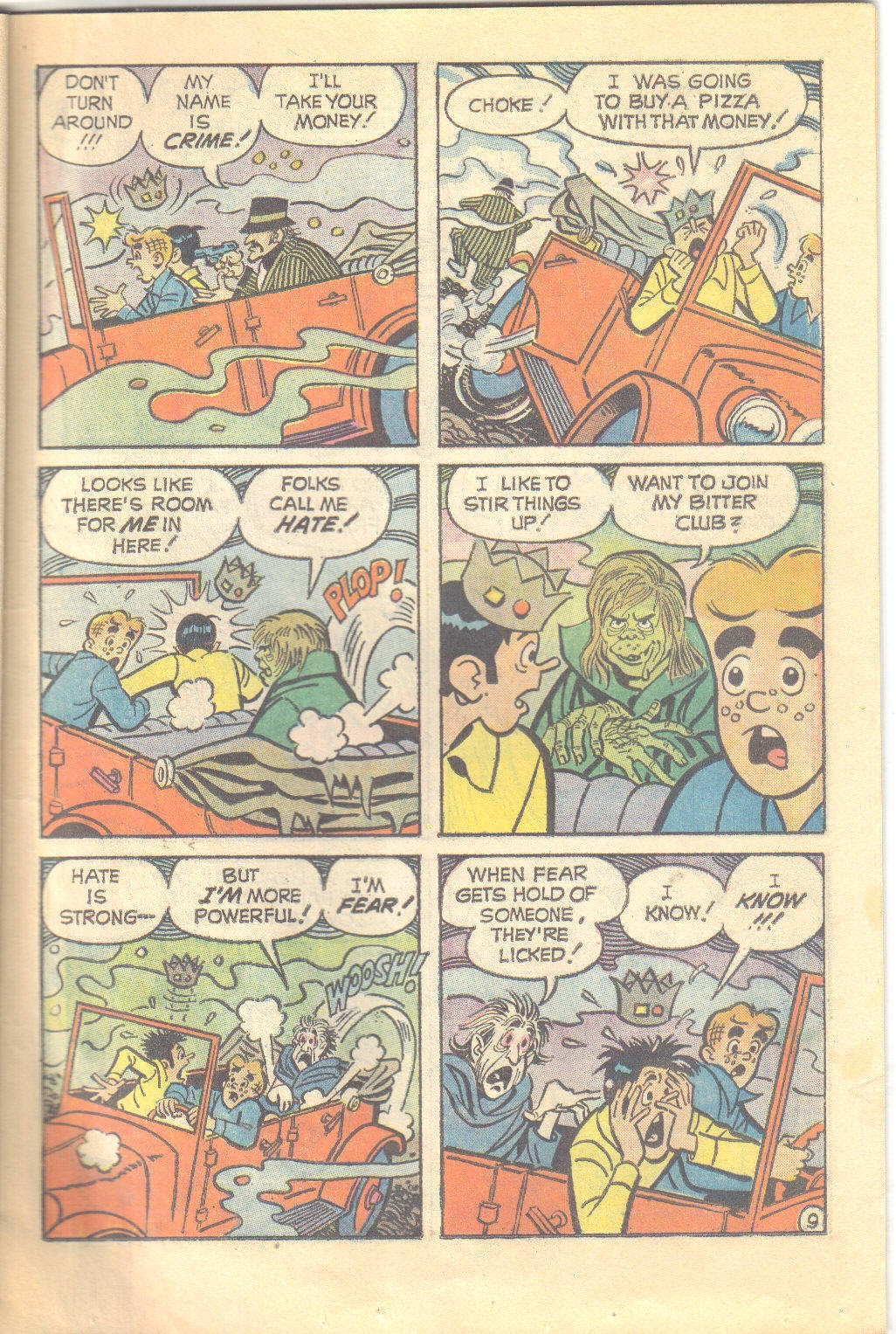 Archie's Love Scene issue Full - Page 11