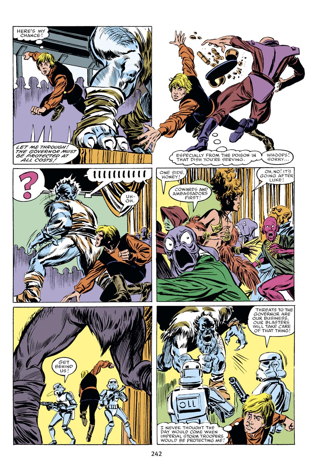 Read online Star Wars Omnibus comic -  Issue # Vol. 18 - 228