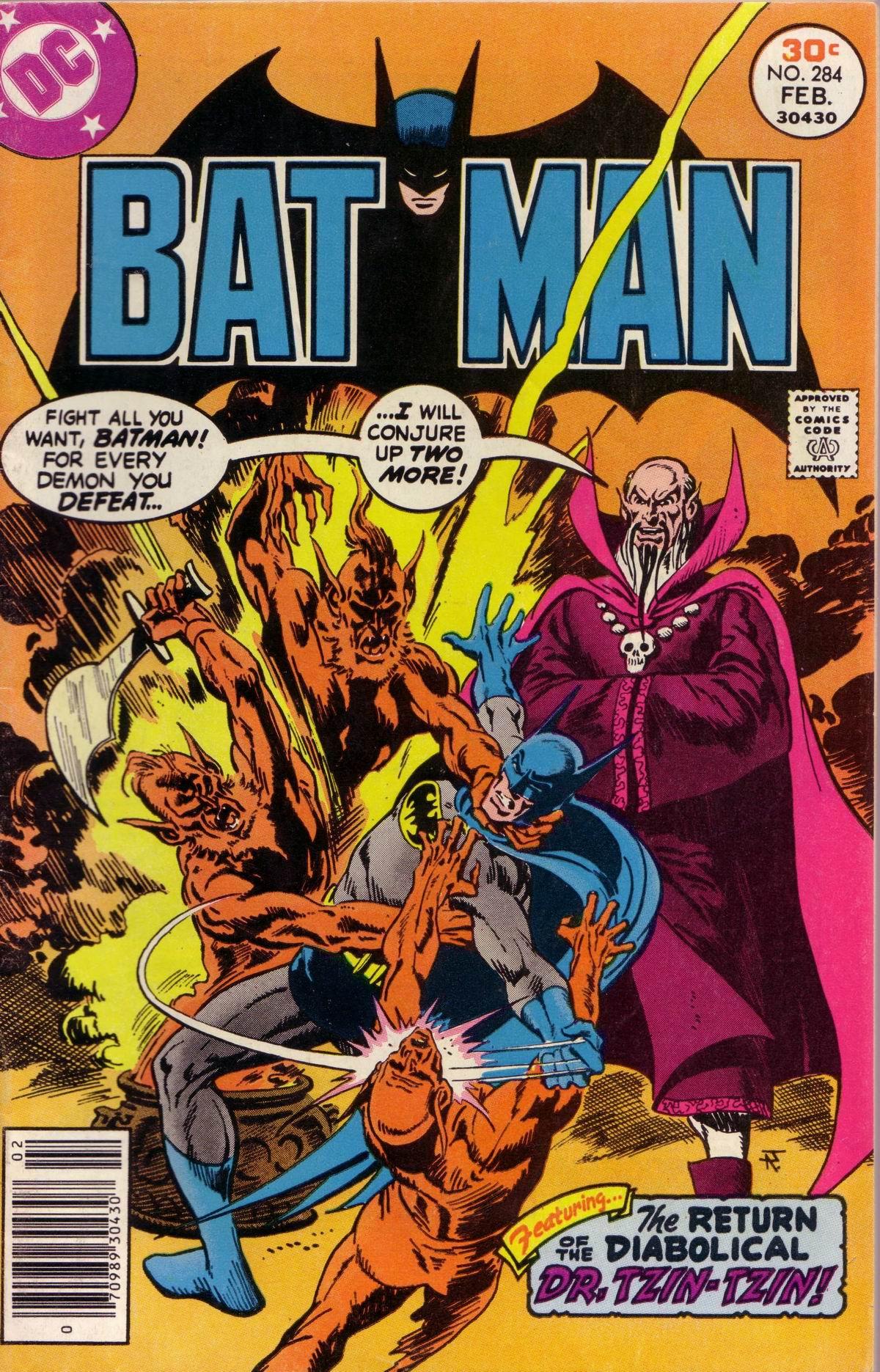 Batman (1940) 284 Page 1