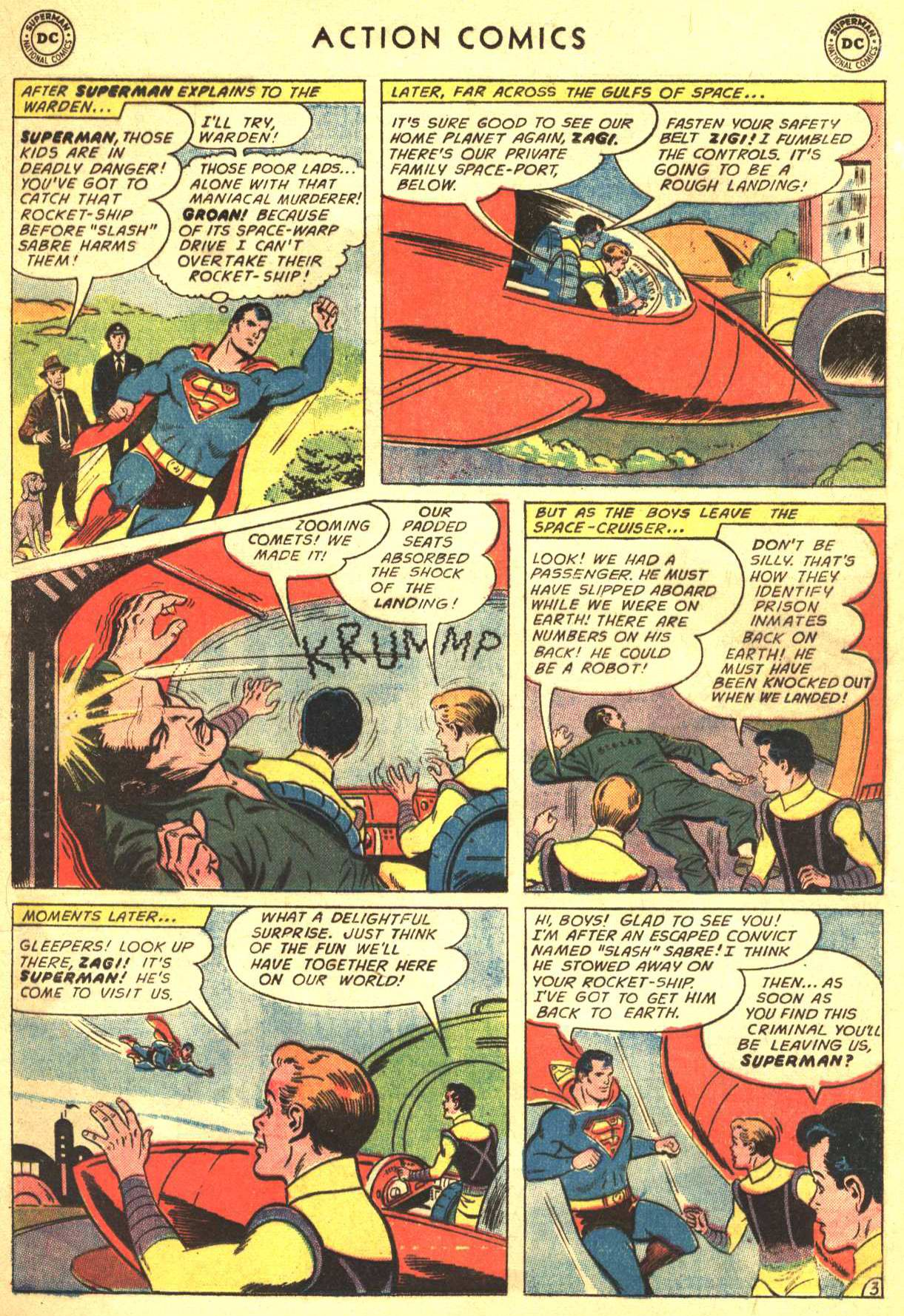 Read online Action Comics (1938) comic -  Issue #316 - 4