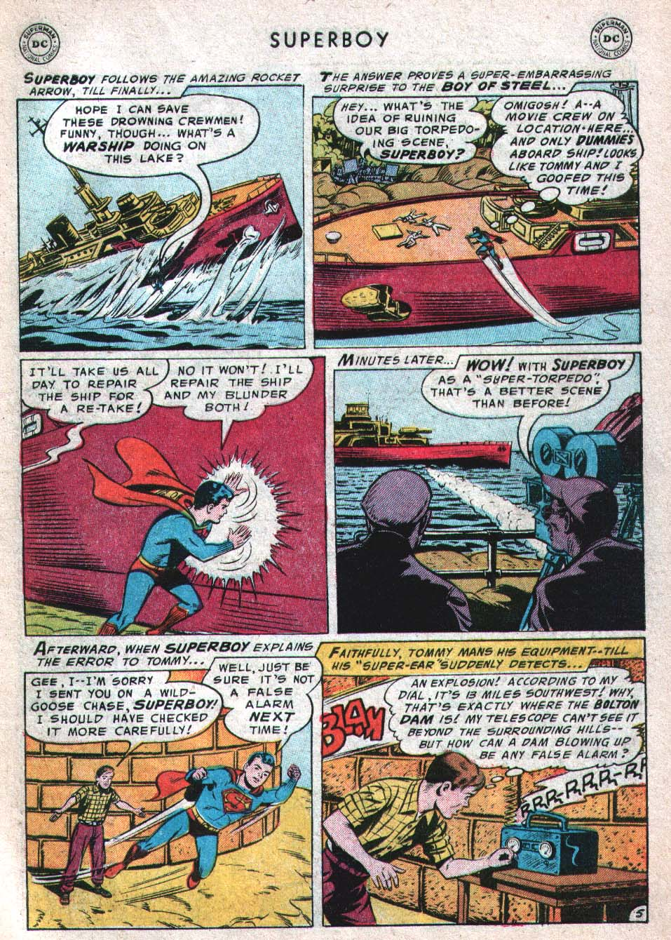 Superboy (1949) issue 46 - Page 6