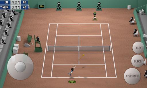 Stickman Tennis 2015 Mod