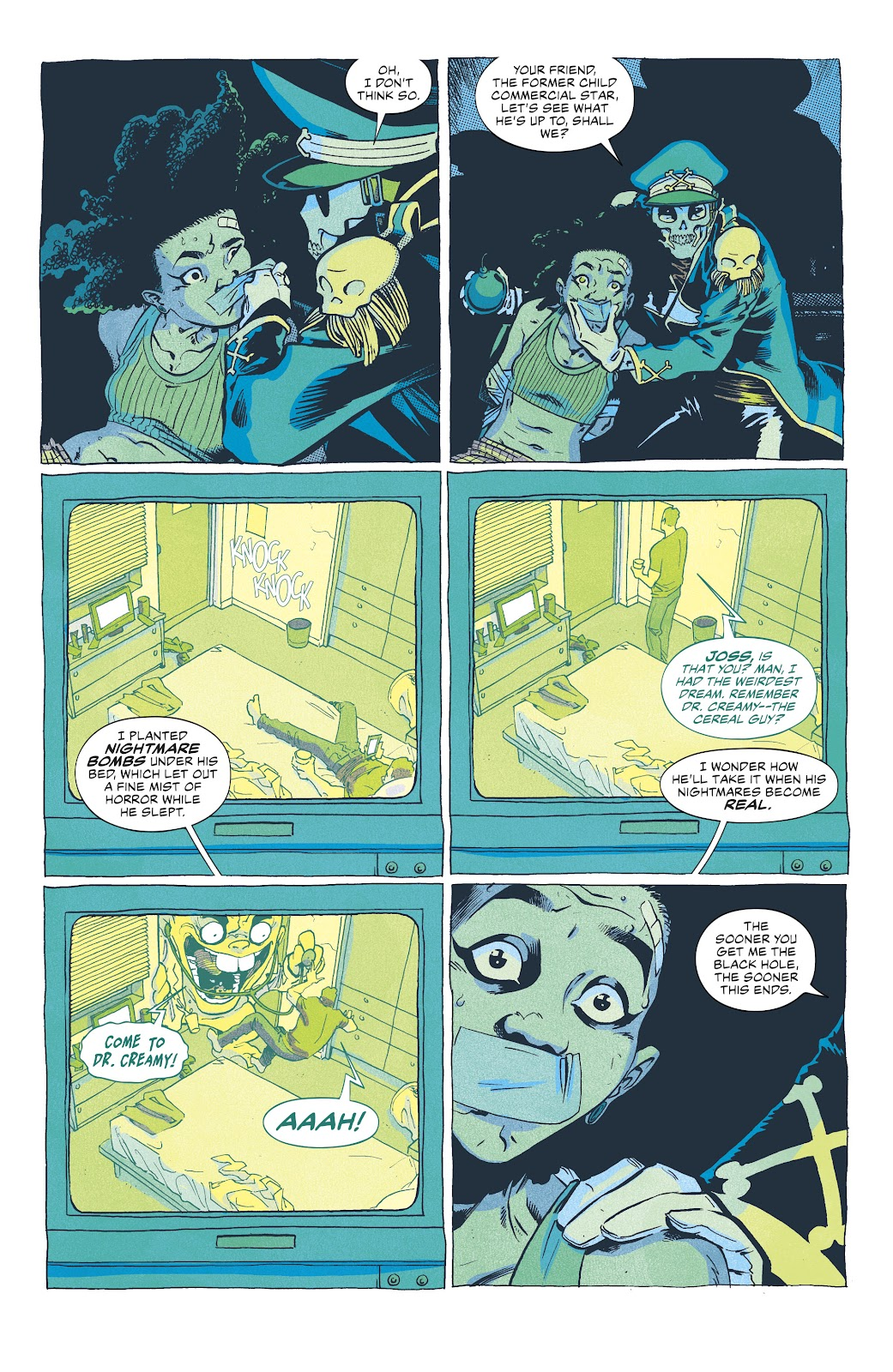 Collapser issue 4 - Page 11