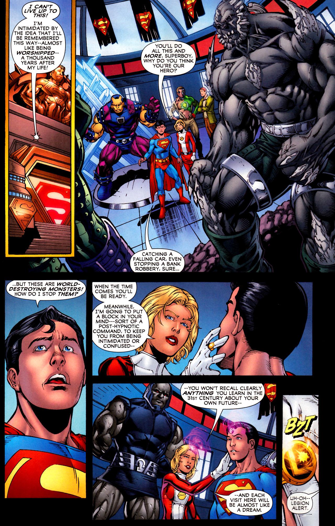 Read online Adventure Comics (2009) comic -  Issue #12 - 12