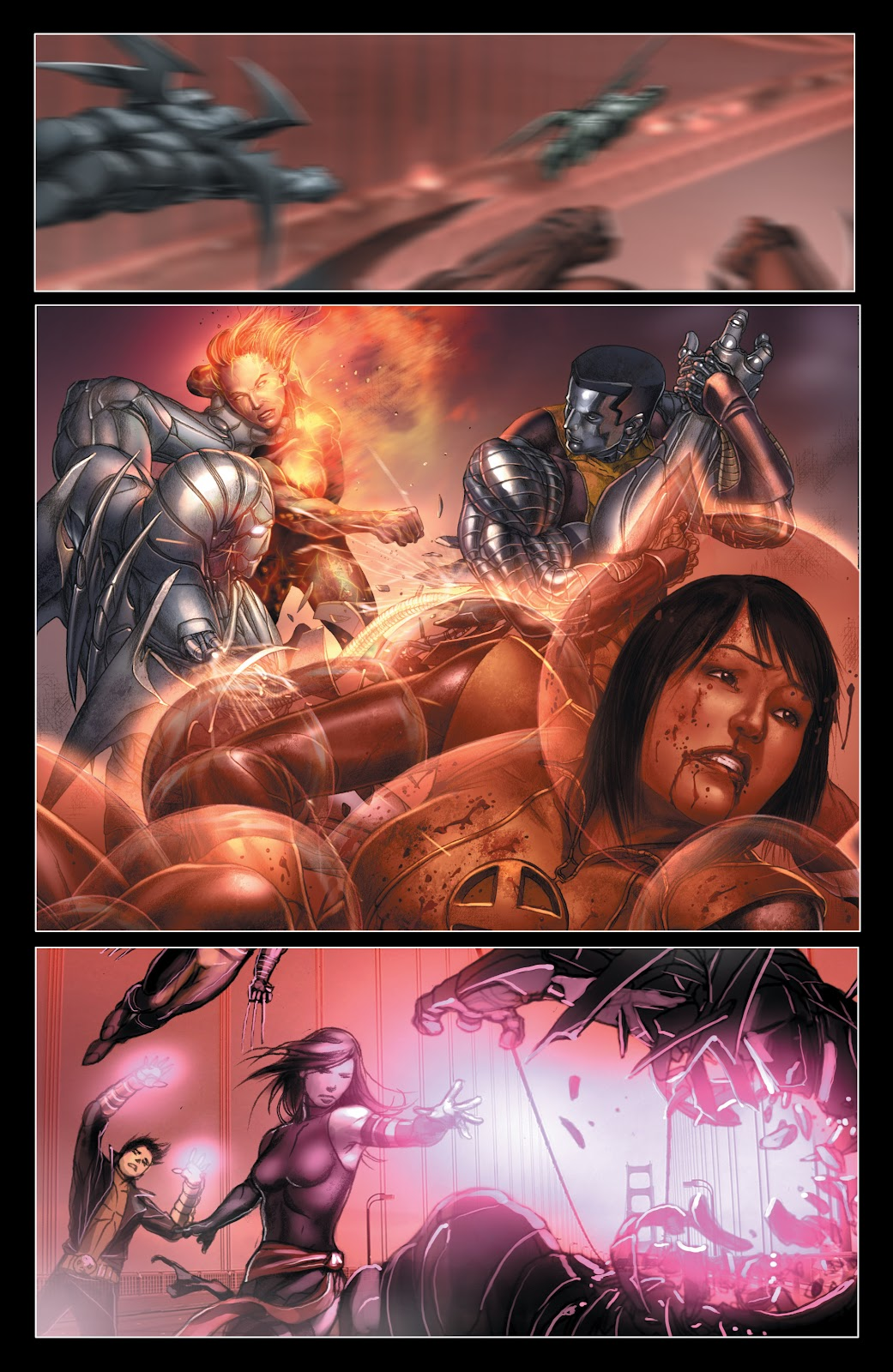 Read online X-Men: Second Coming comic -  Issue # _TPB (Part 3) - 9