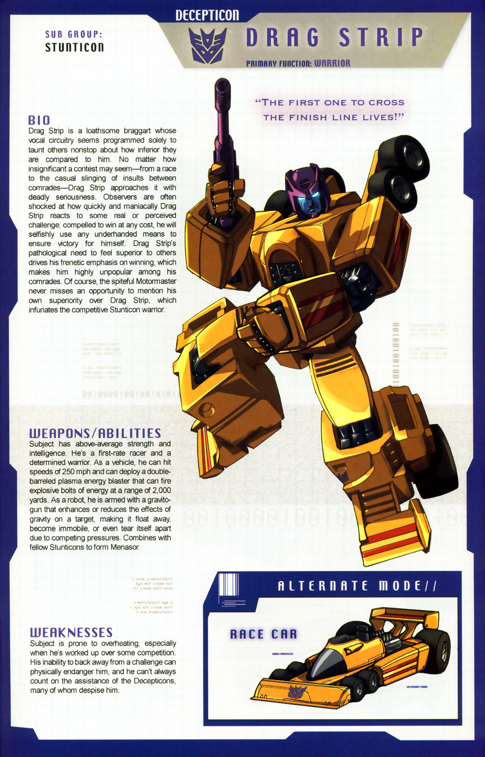 Read online Transformers: More than Meets the Eye comic -  Issue #6 - 53