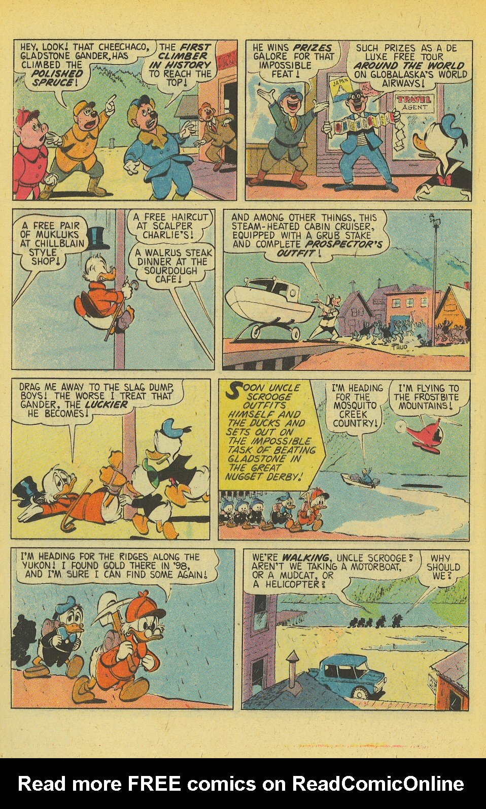 Read online Uncle Scrooge (1953) comic -  Issue #159 - 12
