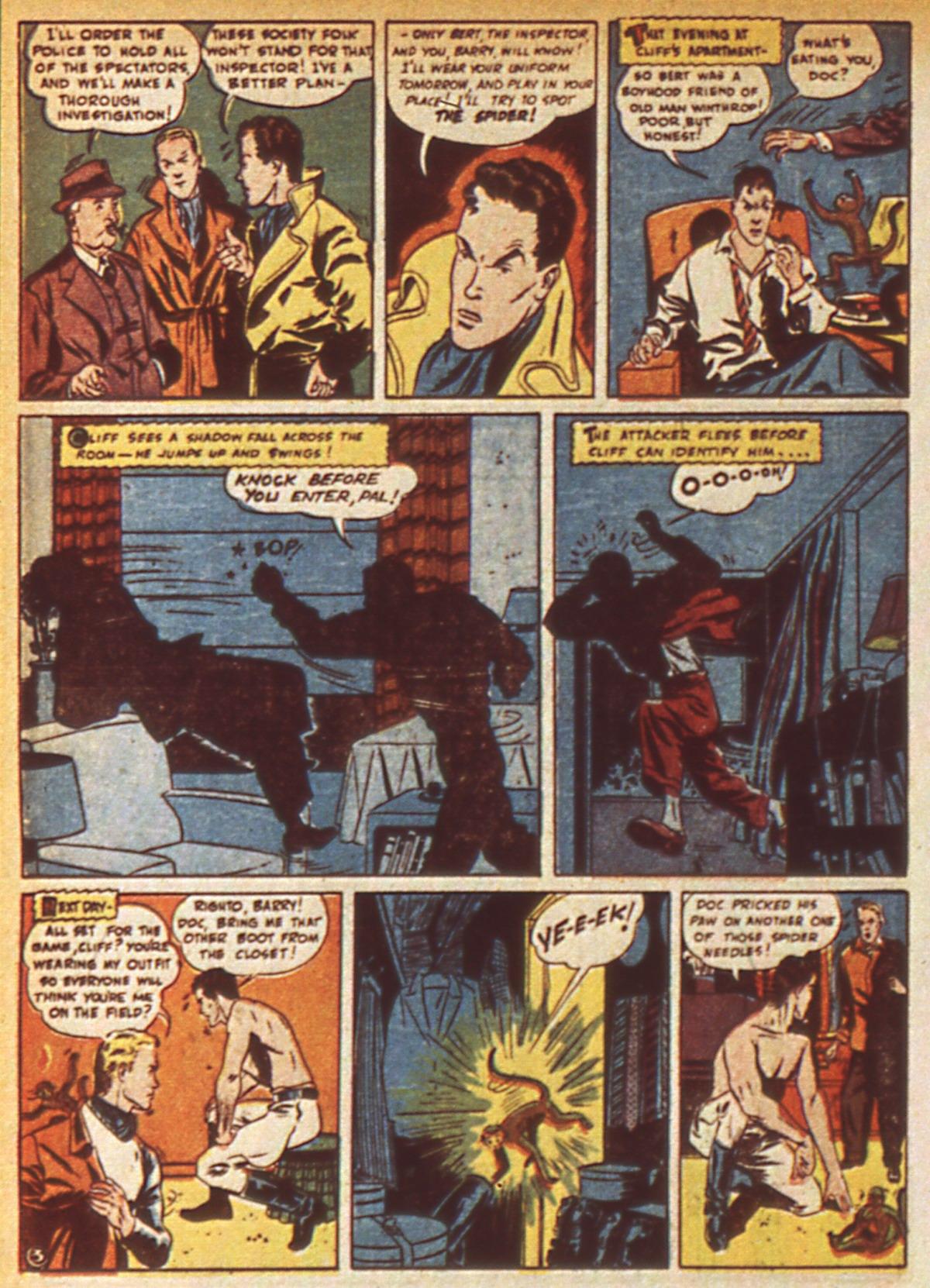 Read online Detective Comics (1937) comic -  Issue #45 - 54