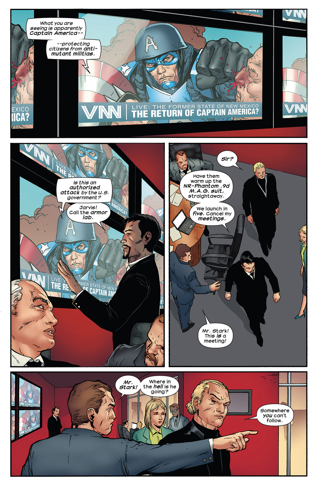 Read online Ultimate Comics Ultimates comic -  Issue #13 - 11