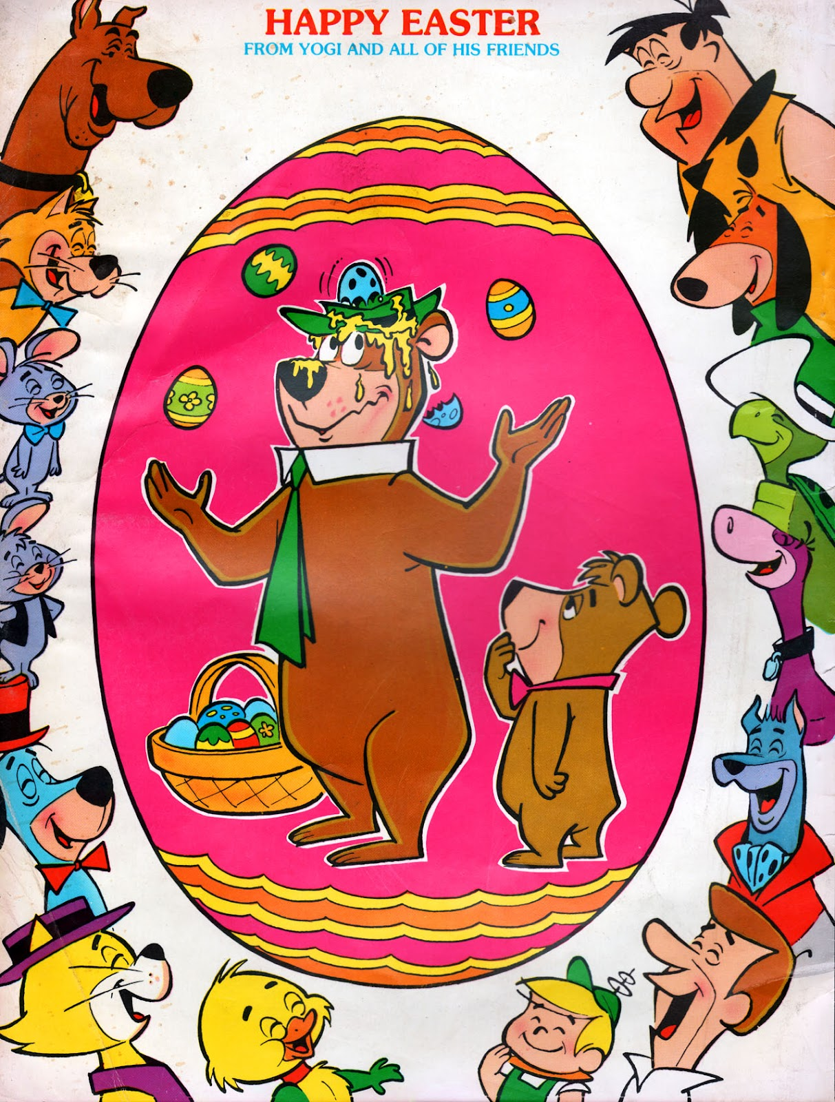 Yogi Bear's Easter Parade issue Full - Page 52