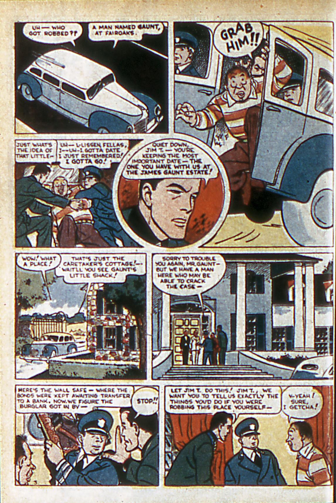 Read online Adventure Comics (1938) comic -  Issue #60 - 43
