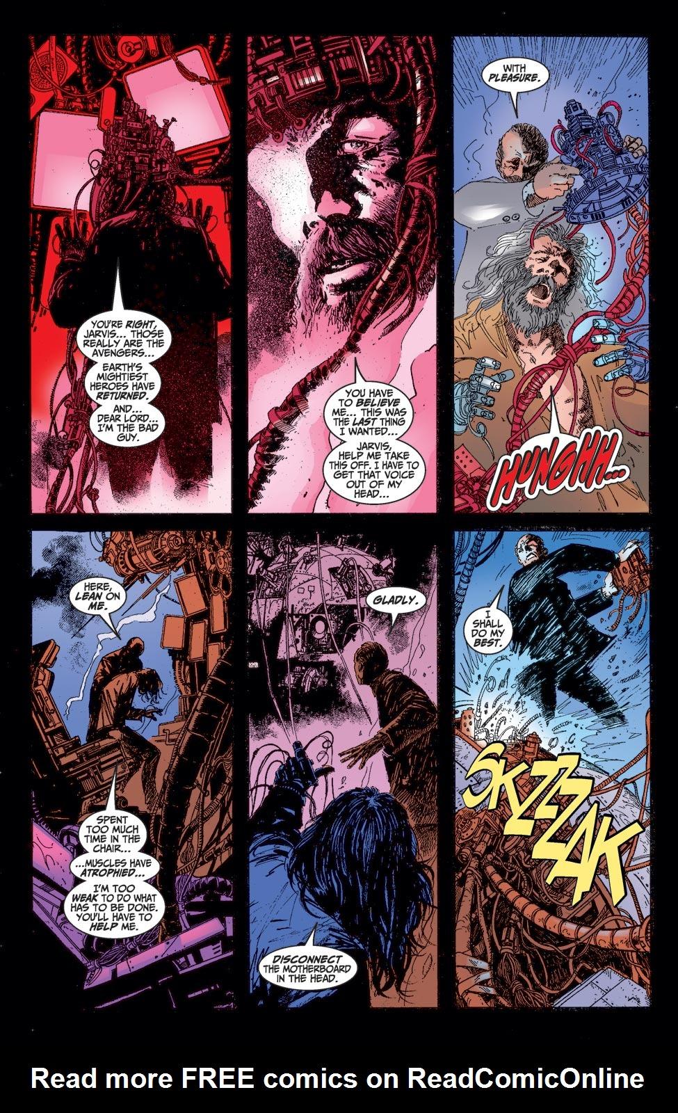 Read online Avengers (1998) comic -  Issue #Avengers (1998) Annual - 34
