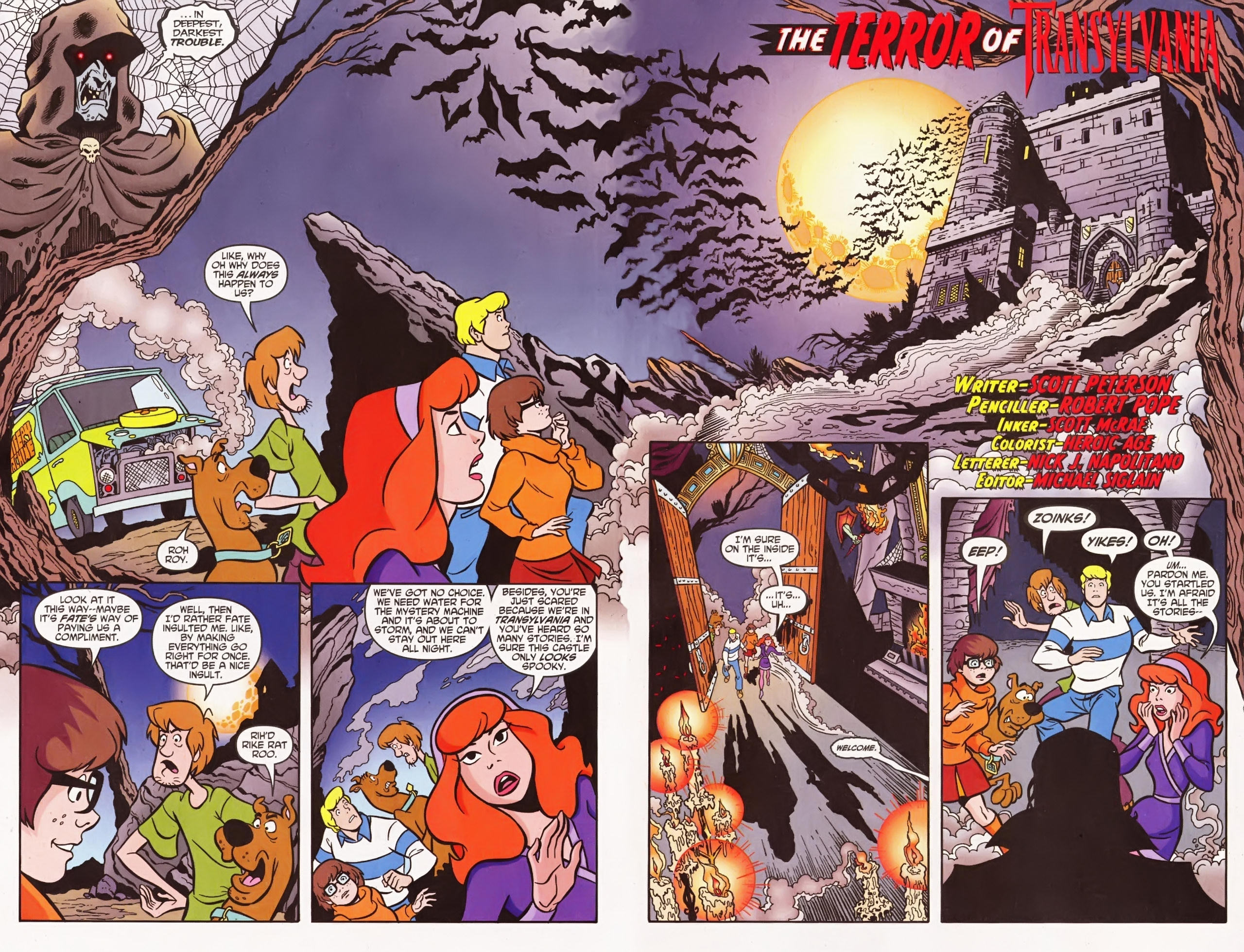 Read online Scooby-Doo (1997) comic -  Issue #137 - 3