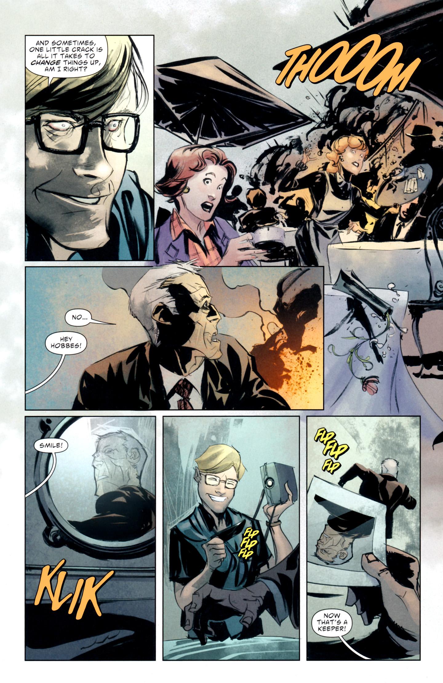 Read online American Vampire: Lord of Nightmares comic -  Issue #1 - 12