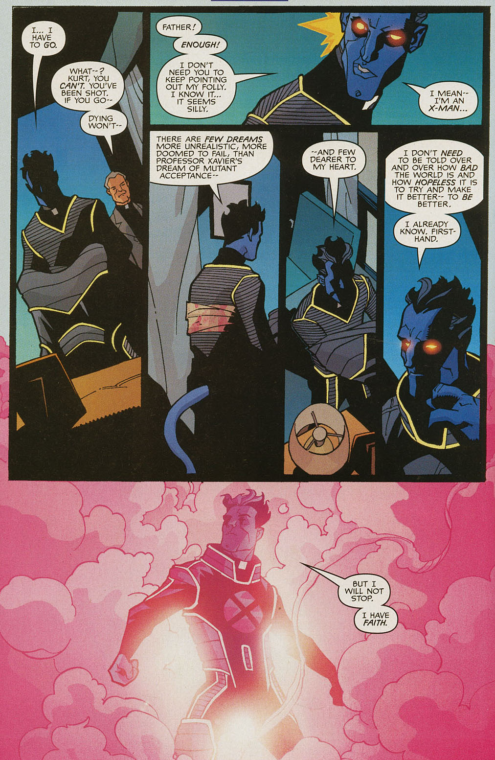 Read online Nightcrawler (2002) comic -  Issue #4 - 11