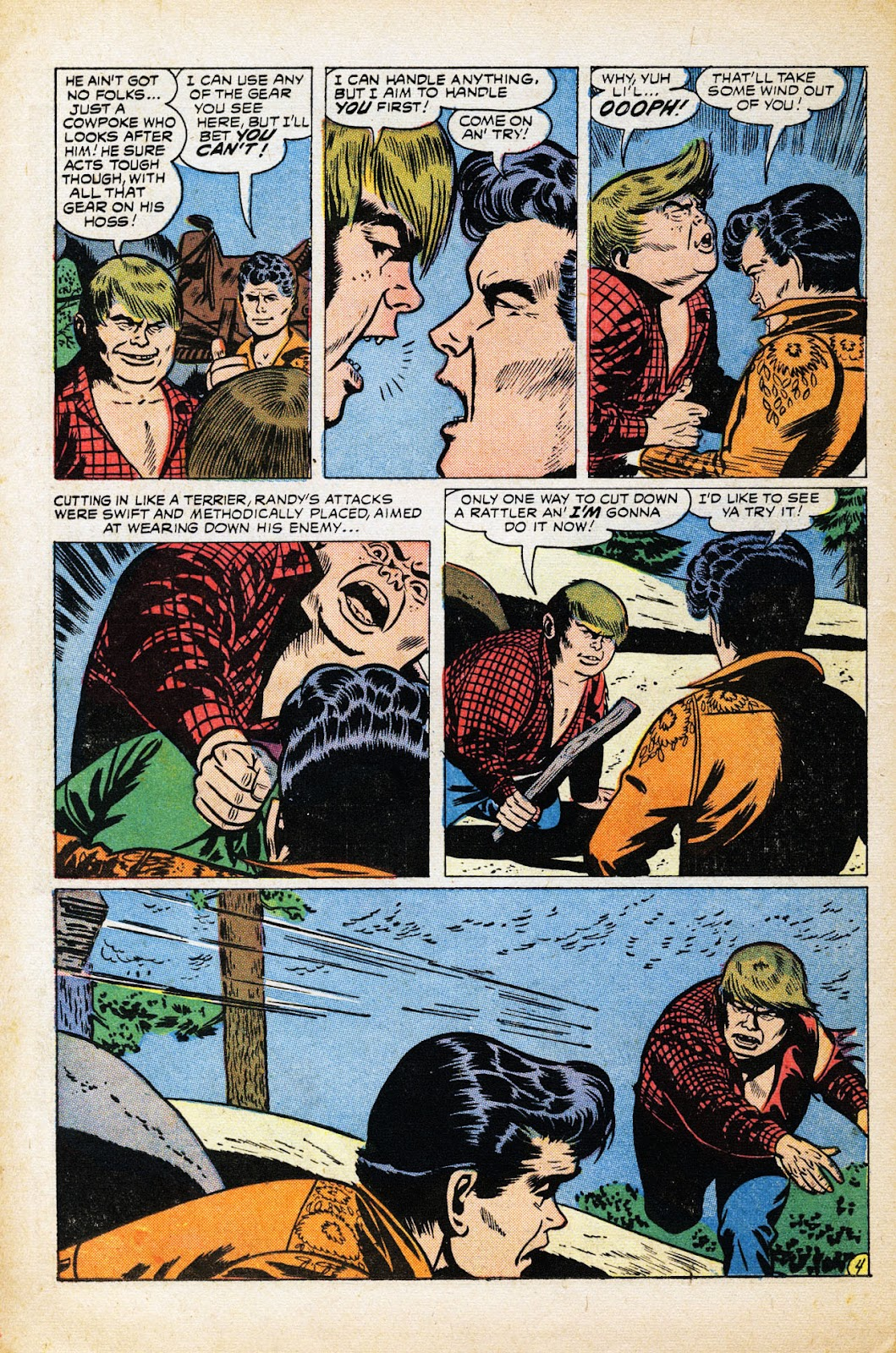 The Rawhide Kid (1955) issue 2 - Page 14