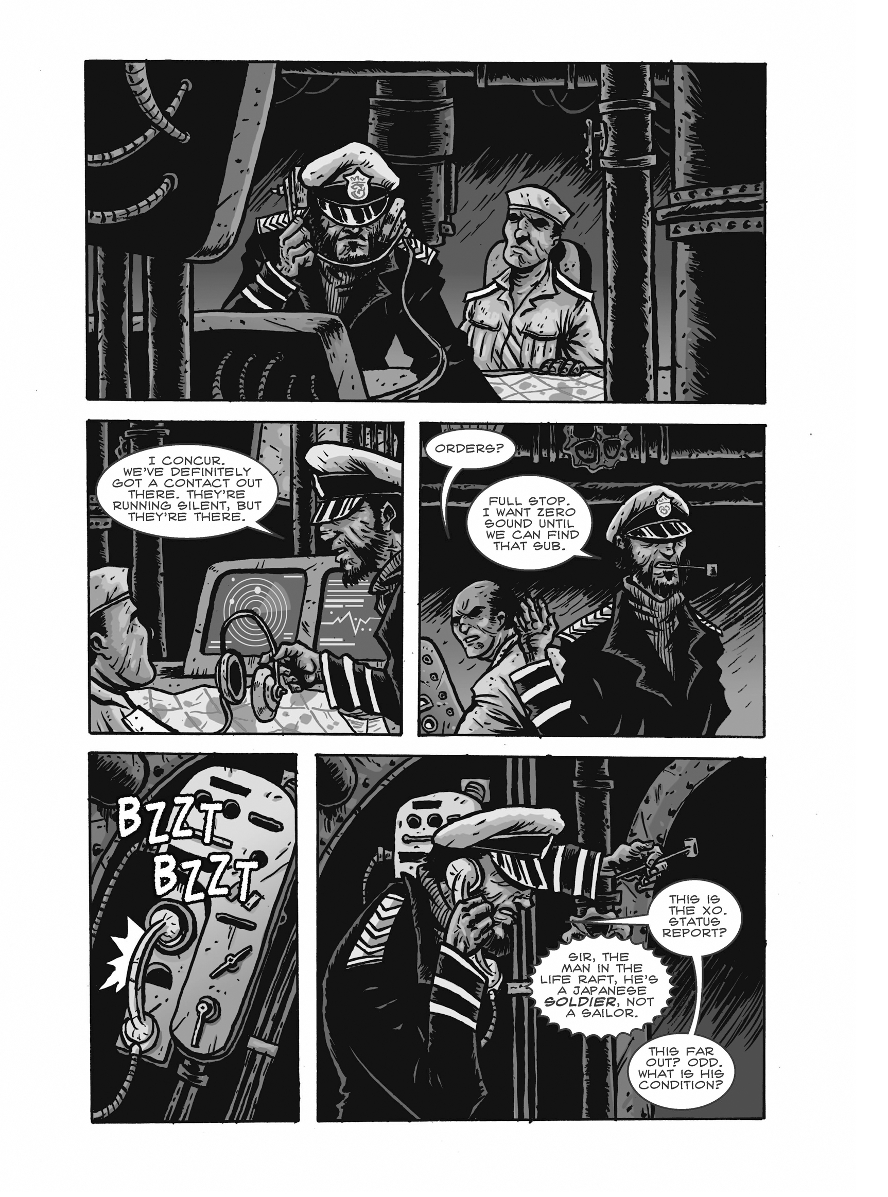 Read online FUBAR comic -  Issue #2 - 71