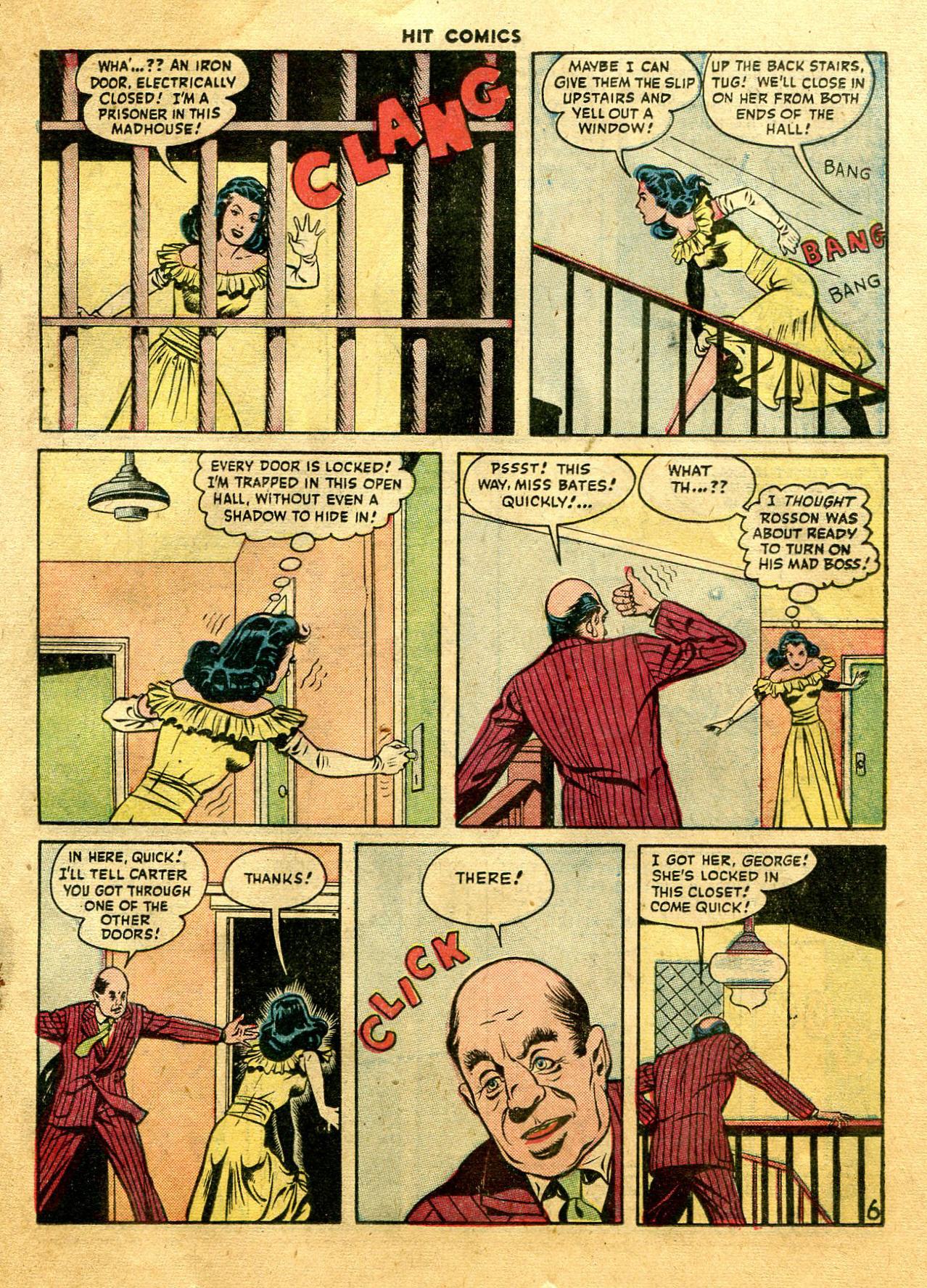 Read online Hit Comics comic -  Issue #44 - 35