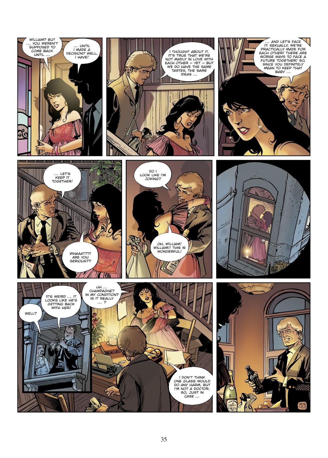 XIII Mystery issue 8 - Page 37