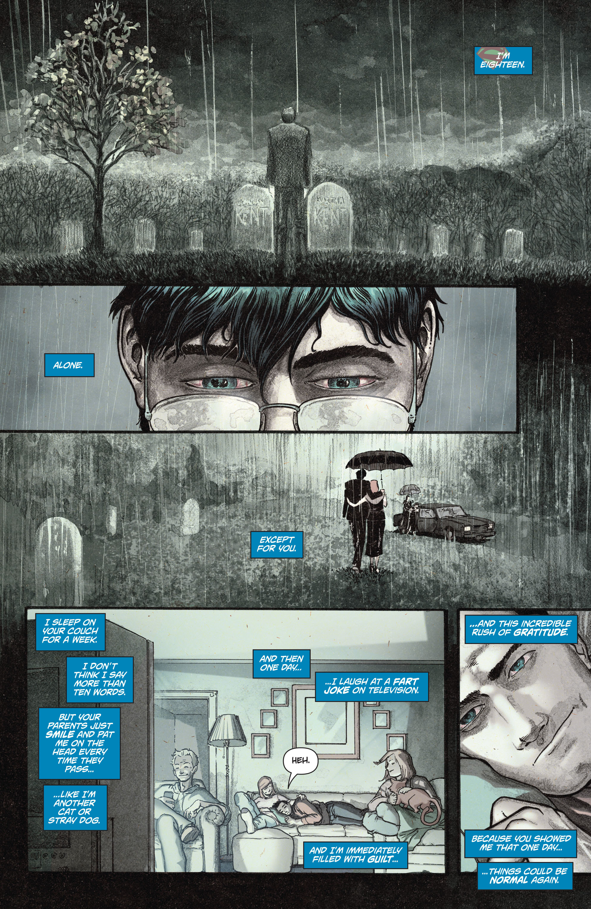 Read online Action Comics (2011) comic -  Issue #39 - 13