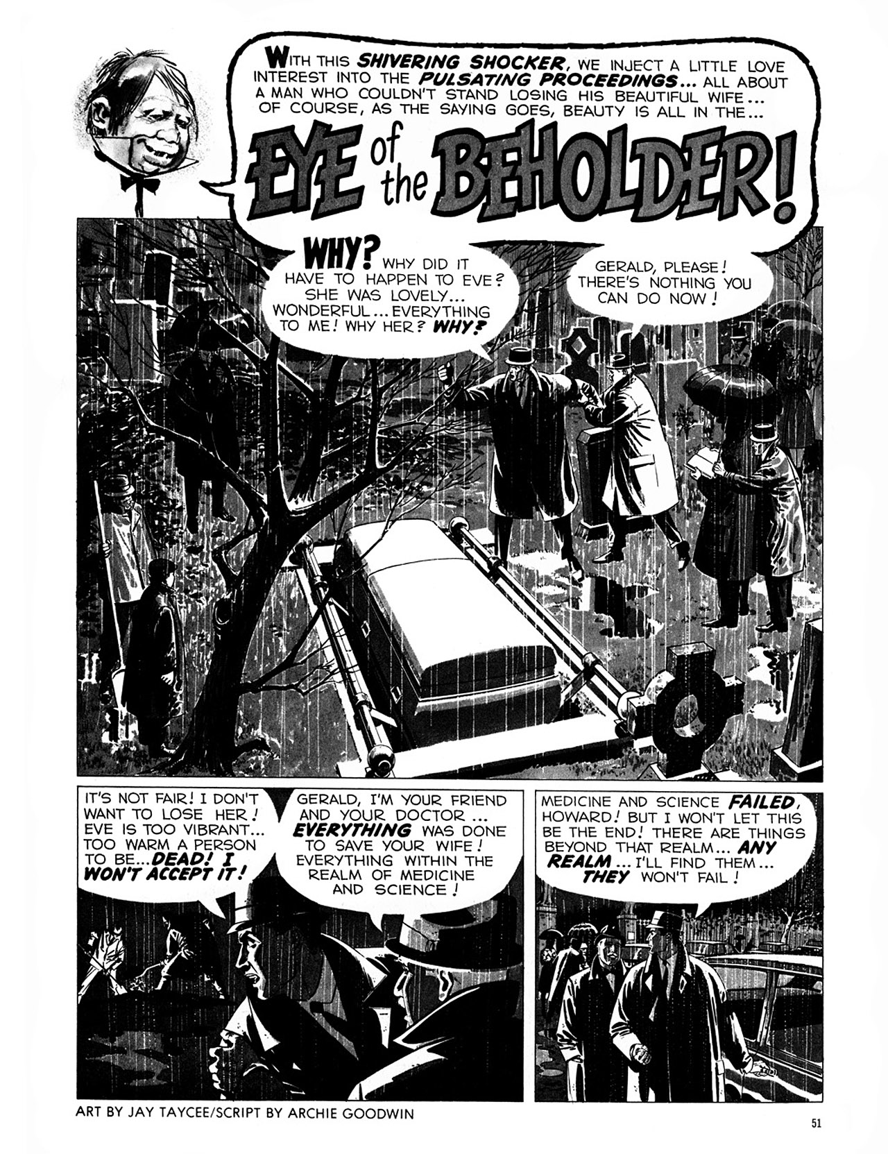 Read online Eerie Archives comic -  Issue # TPB 1 - 52