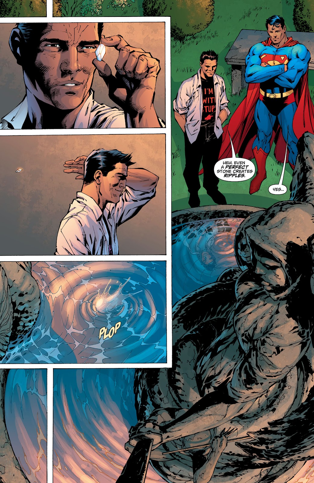 Read online Superman: For Tomorrow comic -  Issue # TPB (Part 1) - 57