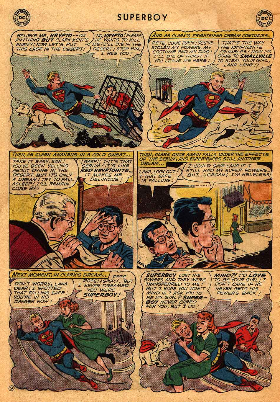 Superboy (1949) issue 96 - Page 23
