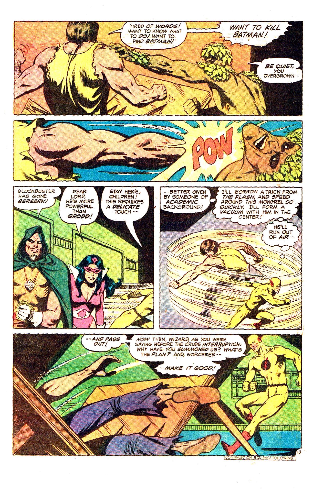 Read online Secret Society of Super-Villains comic -  Issue #12 - 16