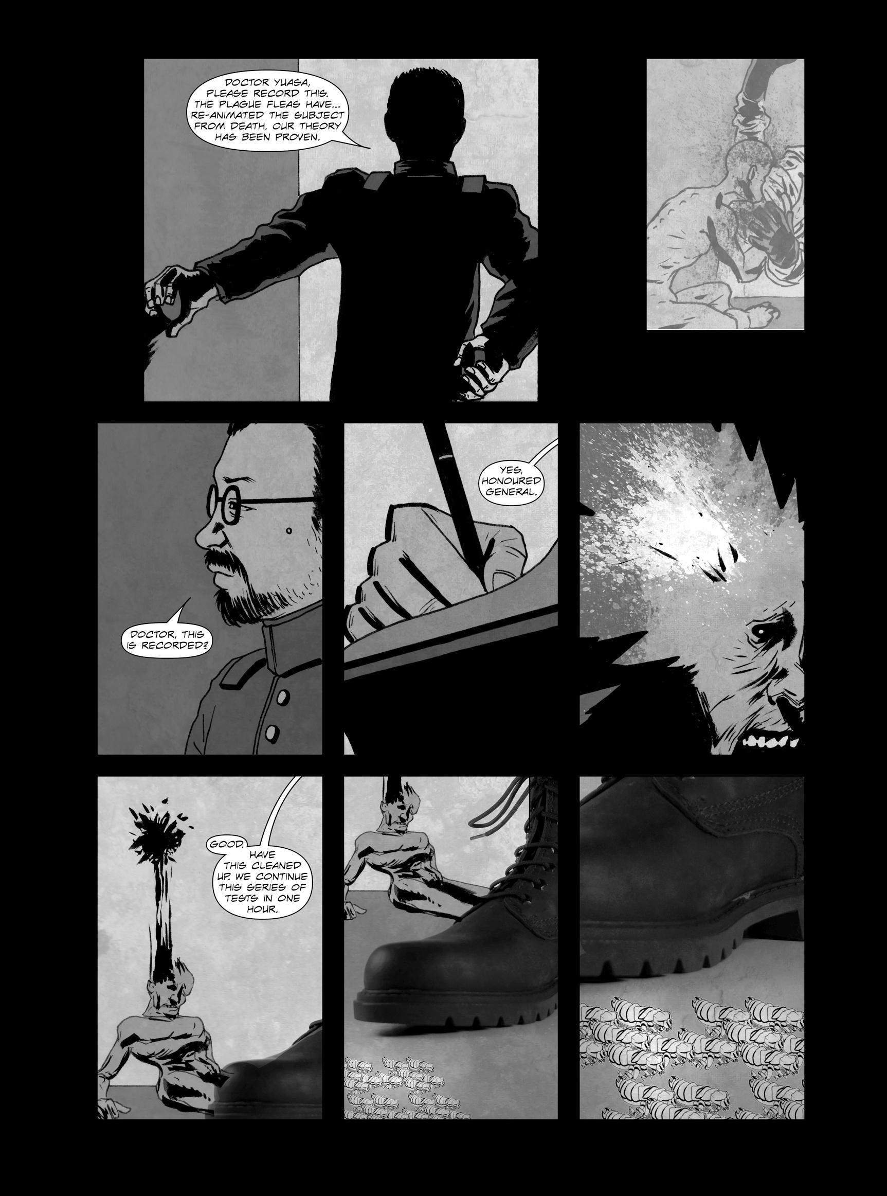Read online FUBAR comic -  Issue #2 - 106