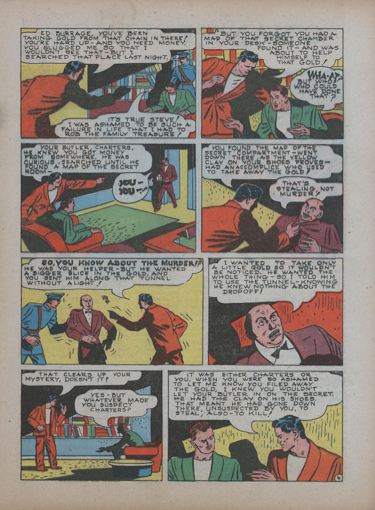 Read online Detective Comics (1937) comic -  Issue #48 - 49