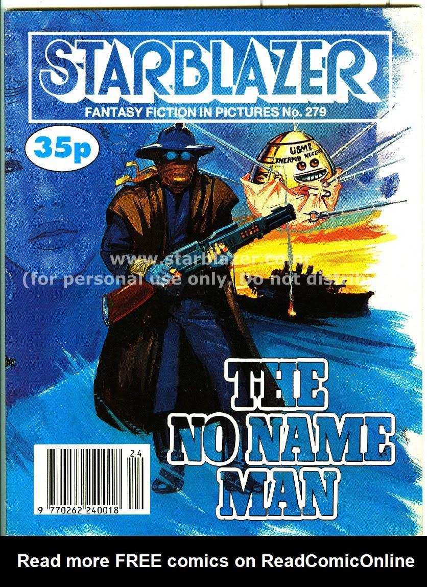 Starblazer issue 279 - Page 1